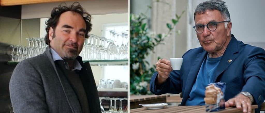 Alessandro e Dario Borea della Torrefazione La Genovese