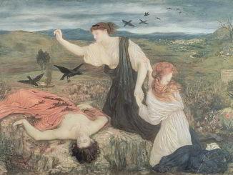 Antigone e Creonte