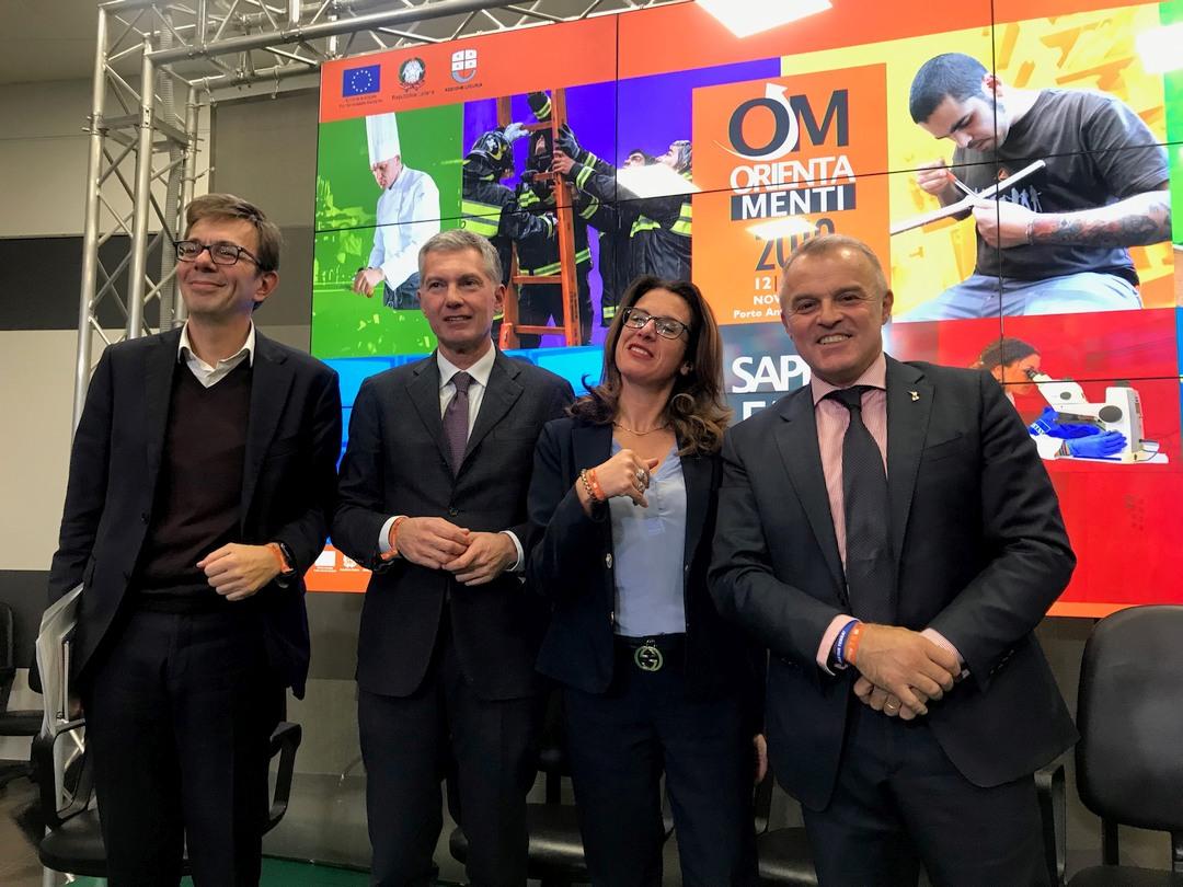 Career Day 2019 incontro Green Economy a Genova 02
