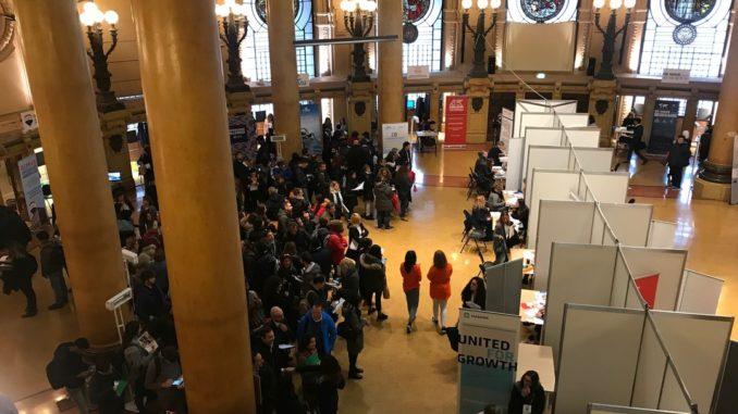 Career Day 2019 nel Palazzo della Borsa a Genova
