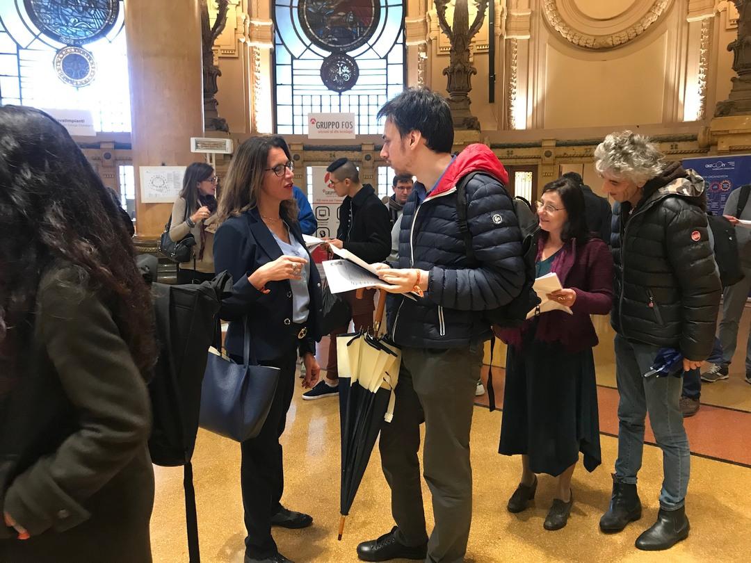 Career Day 2019 nel Palazzo della Borsa a Genova 02