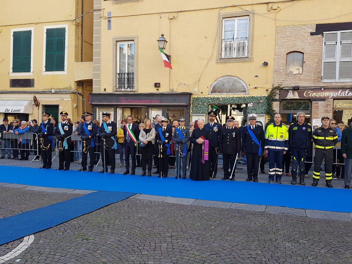Celebrazione 4 Novembre ad Albenga 2019 01