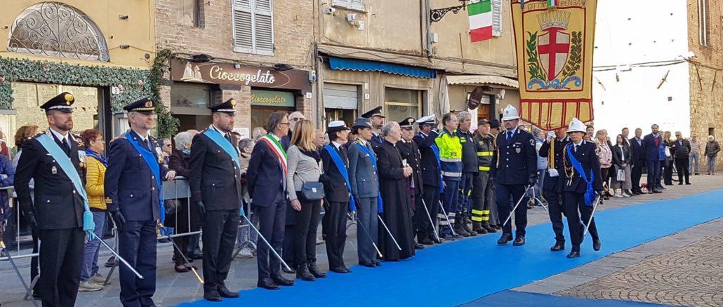 Celebrazione 4 Novembre ad Albenga 2019