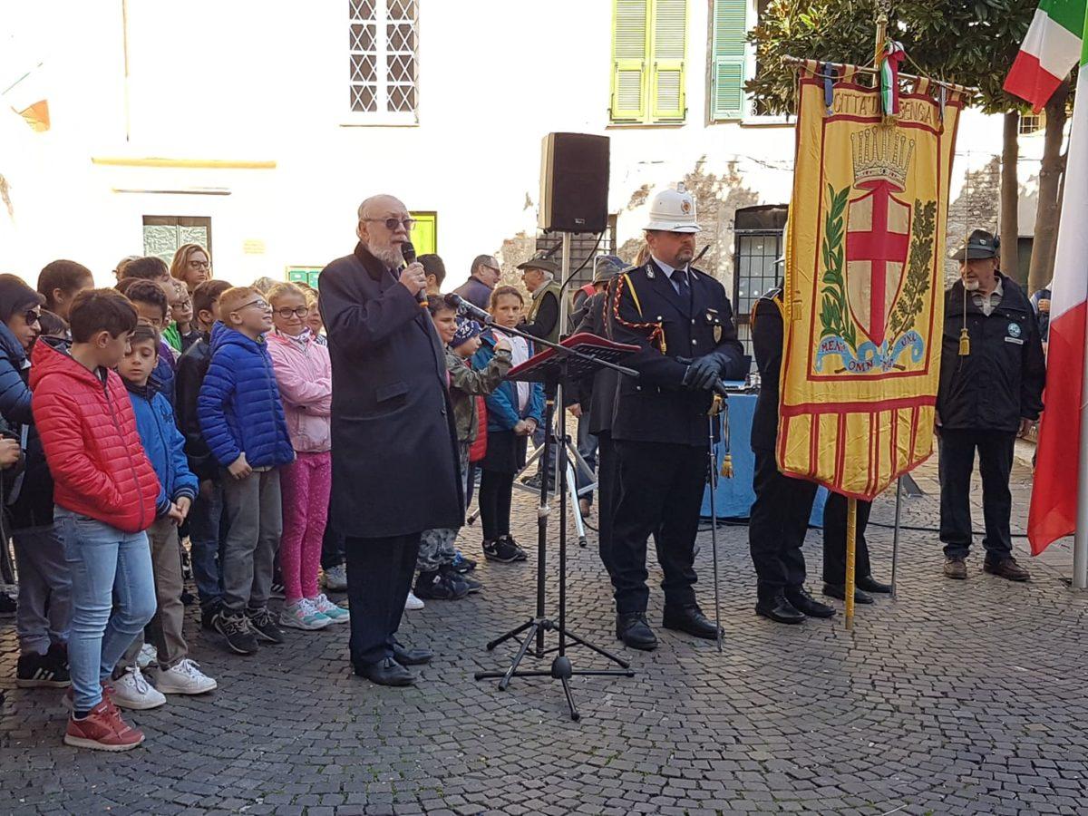Celebrazione 4 Novembre ad Albenga 2019 04
