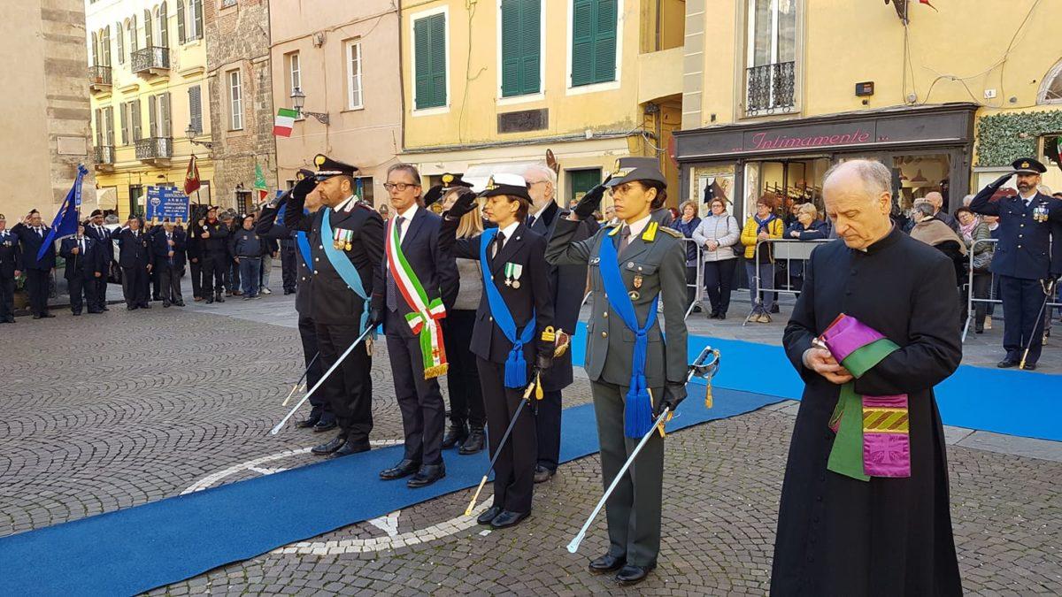 Celebrazione 4 Novembre ad Albenga 2019 06