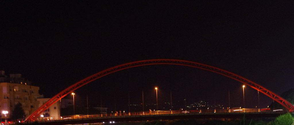 Centa Ponte rosso ad Albenga