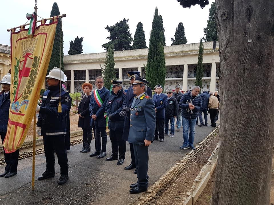 Commemorazione defunti Cimitero di Leca ad Albenga 01