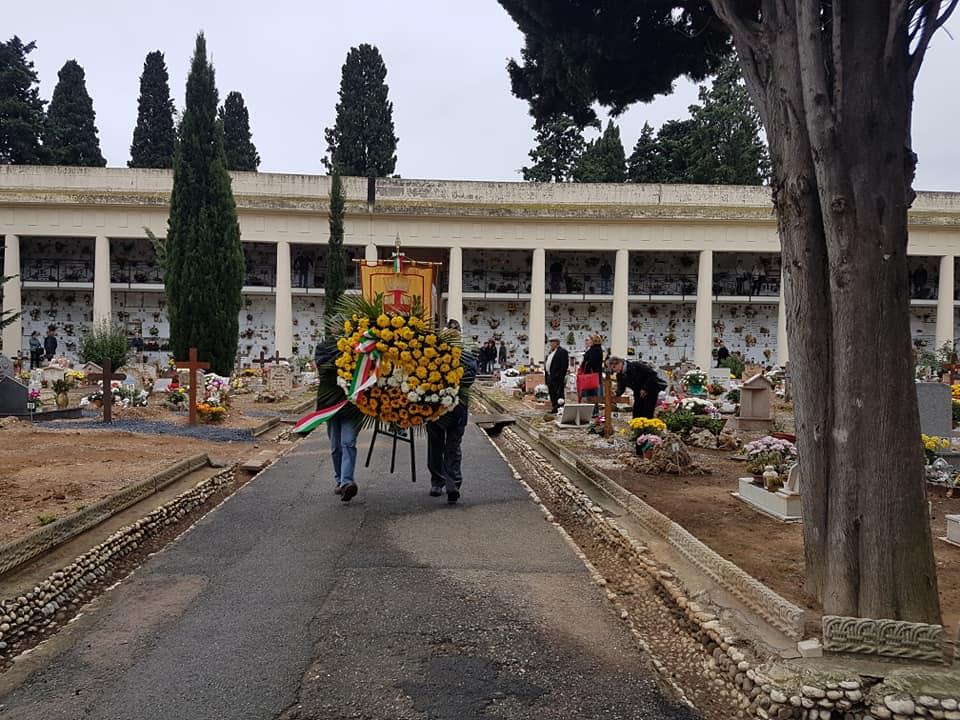 Commemorazione defunti Cimitero di Leca ad Albenga 02