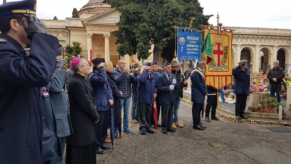 Commemorazione defunti Cimitero di Leca ad Albenga 03
