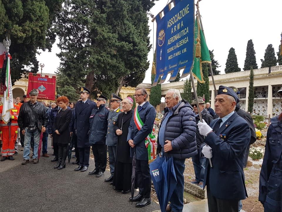 Commemorazione defunti Cimitero di Leca ad Albenga 04