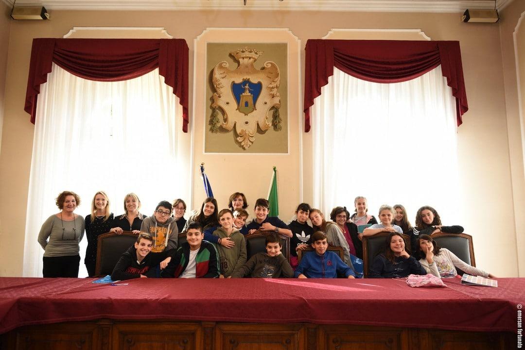 Consiglio comunale ragazzi Alassio 03