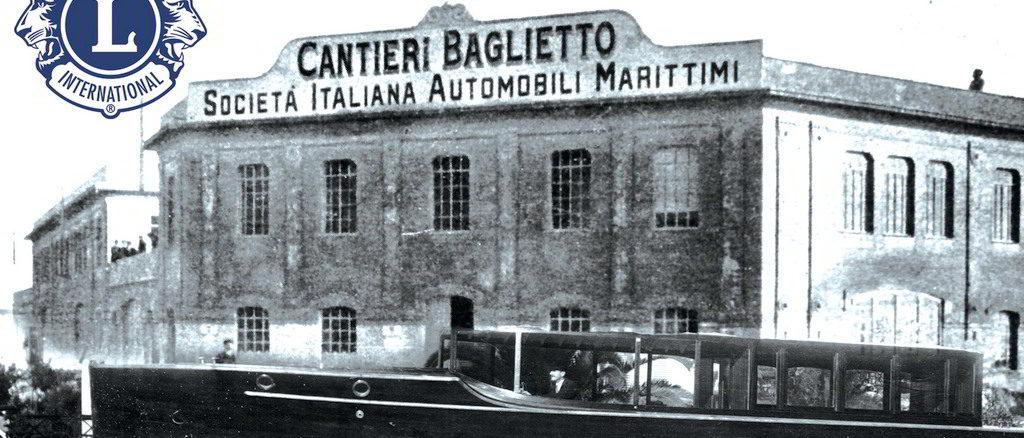 Storici cantieri Baglietto