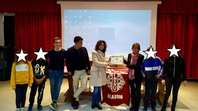 Donazione Leo Alassio Baia del Sole
