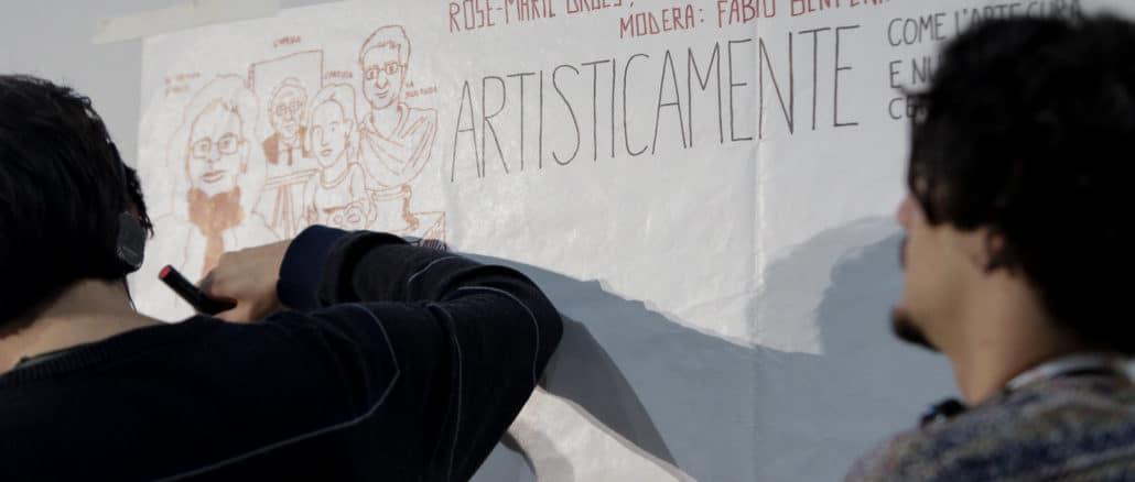 Festival della Scienza di Genova Artisticamente