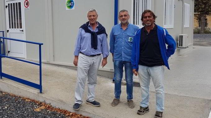 Gianni Pollio e Sat Albenga