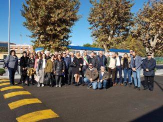 Inaugurazione centro sat ad Albenga