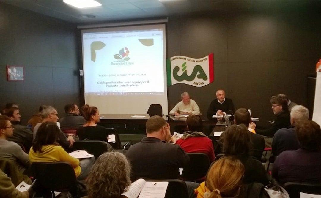 Incontro passaporto verde in sede Cia ad Albenga 01