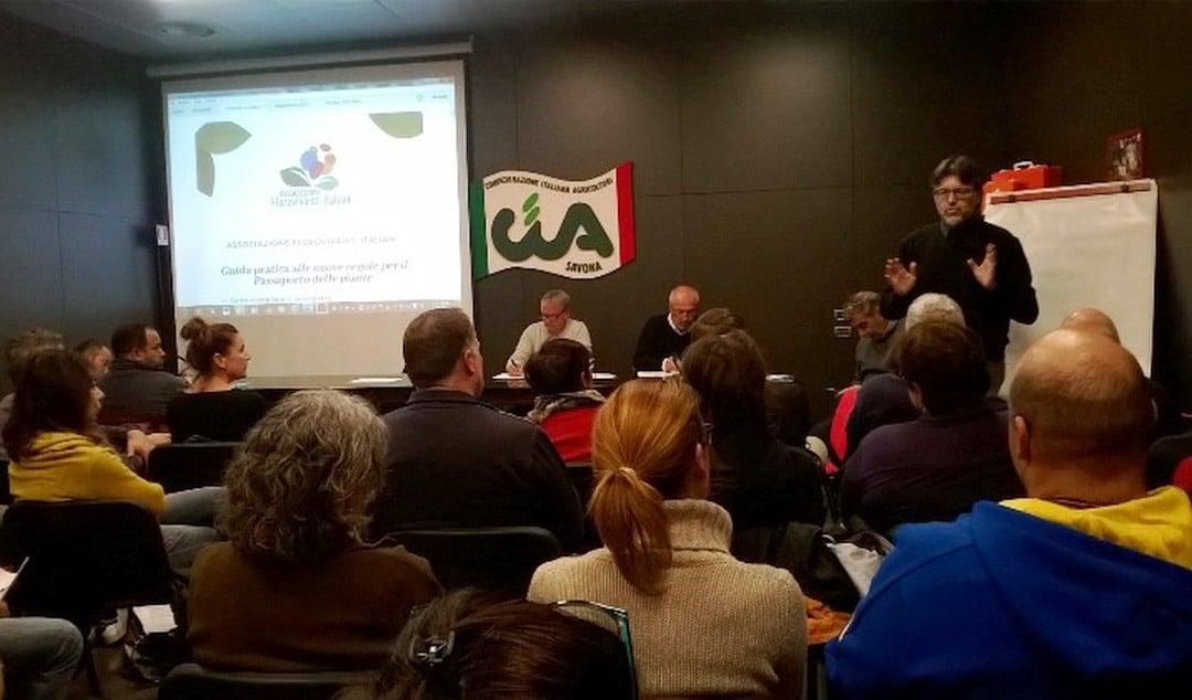 Incontro passaporto verde in sede Cia ad Albenga 02