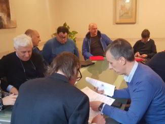 La Riunione del Tavolo Verde ad Albenga