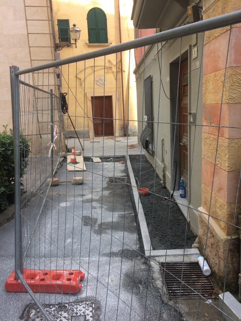 Lavori Alassio Passeggiata Baracca1 04