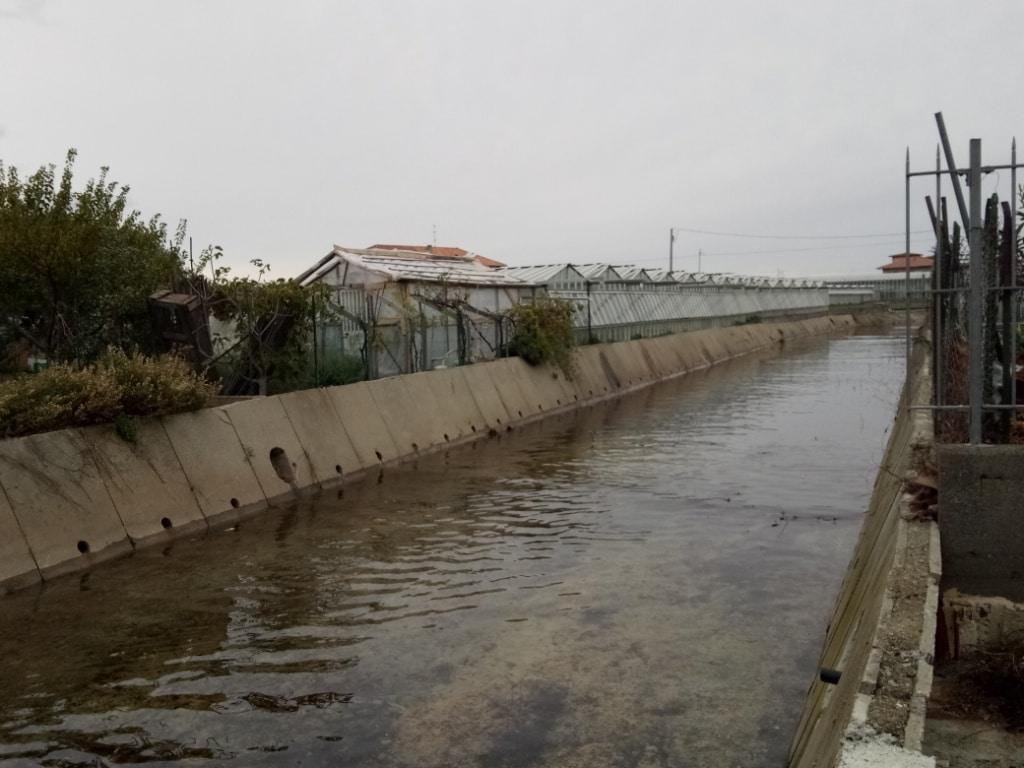 Lavori di pulizia alveo del Rio Antognano ad Albenga 2 b