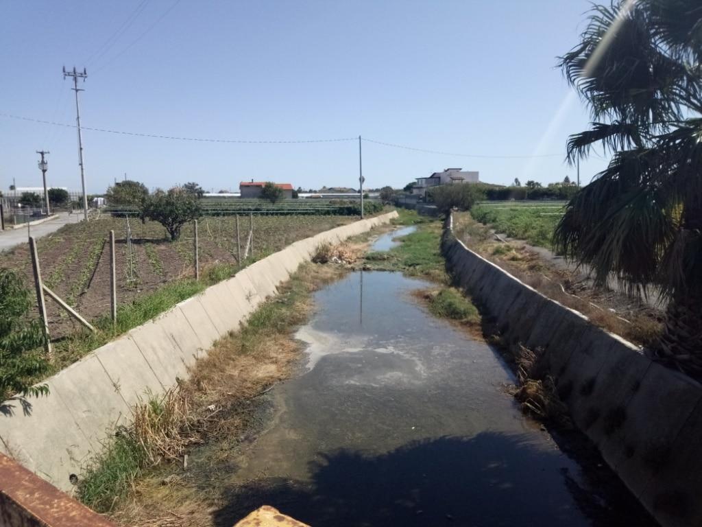 Lavori di pulizia alveo del Rio Antognano ad Albenga 5 a