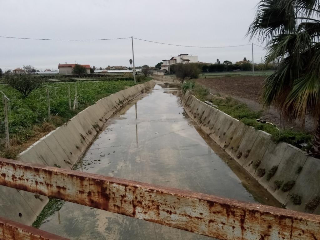 Lavori di pulizia alveo del Rio Antognano ad Albenga 5 b