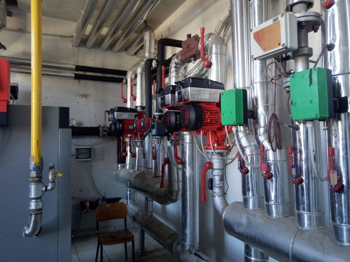 Le nuove caldaie delle scuole di Albenga 03