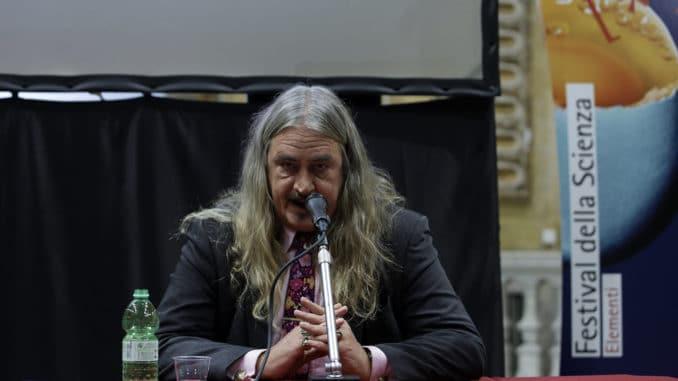 Leonard Pfeijffer al Festival della Scienza 2019