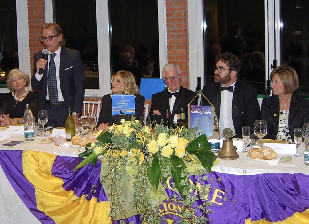 Lions club Albenga festeggia 50 anni 01