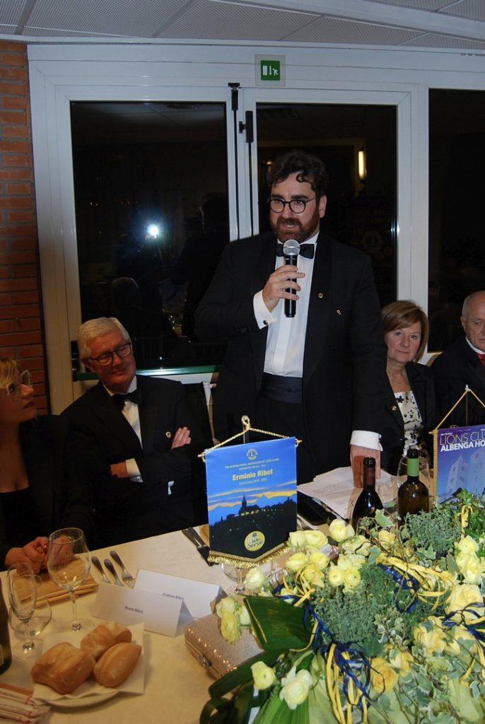 Lions club Albenga festeggia 50 anni 02