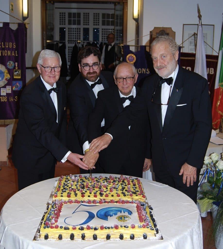 Lions club Albenga festeggia 50 anni 03