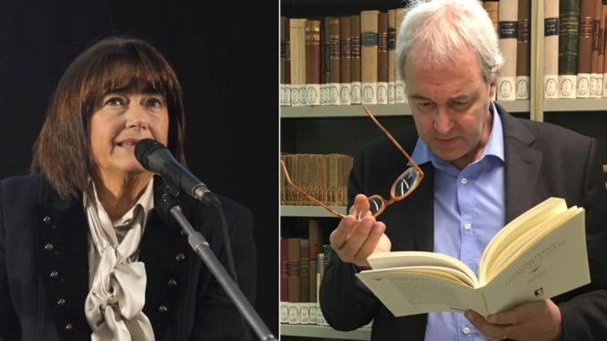 Margherita Rubino e Walter Lapini