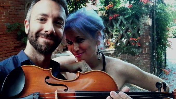 Matteo Bargioni, Violino - Ivana Zincone, Pianoforte