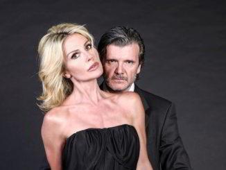 Nathalie Caldonazzo e Francesco Branchetti