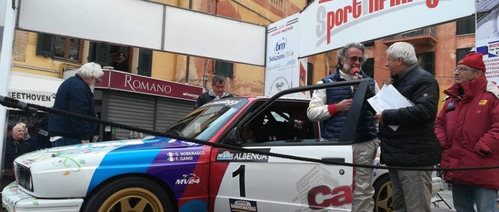 Auto Noberasco al Giro dei Monti Savonesi Storico - Albenga