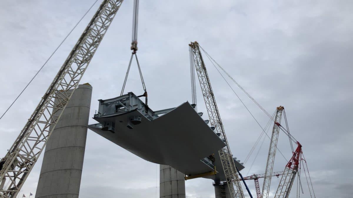 Nuovo ponte di Genova secondo impalcato 01
