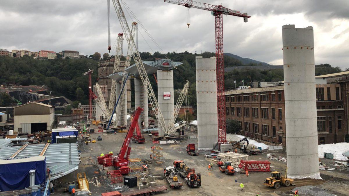 Nuovo ponte di Genova secondo impalcato 03