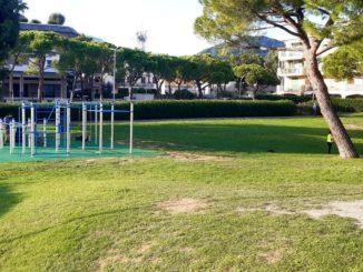Parco Don Leone Grossi a Loano