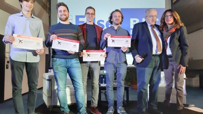 Premiazione Smartcup 2019 a Genova