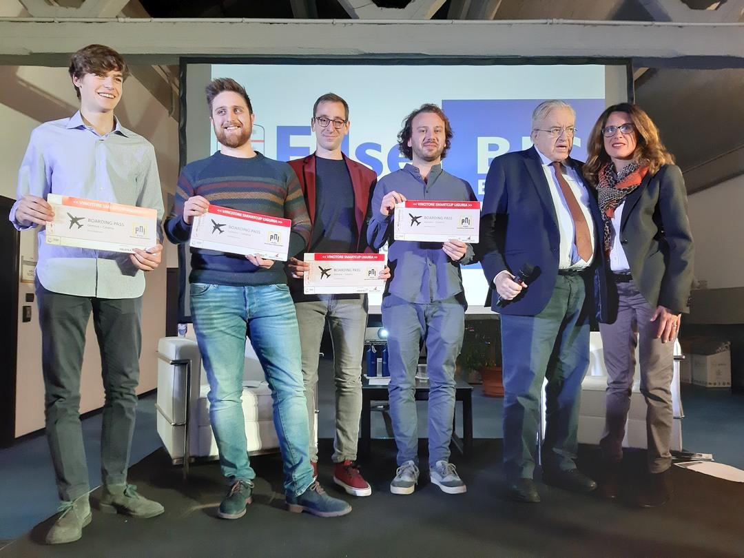 Premiazione Smartcup 2019 a Genova 01