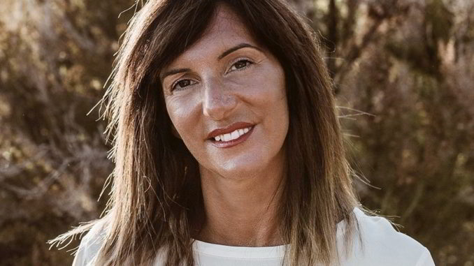 Raffaella Paita deputata ligure