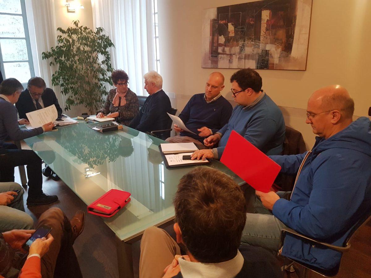 Riunione Tavolo Verde ad Albengat 01