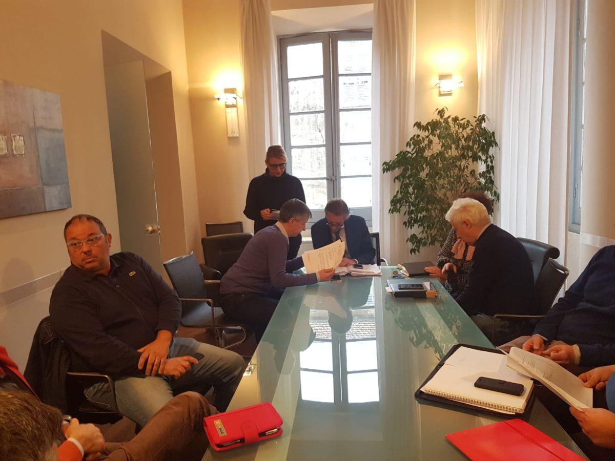 Riunione Tavolo Verde ad Albengat 02