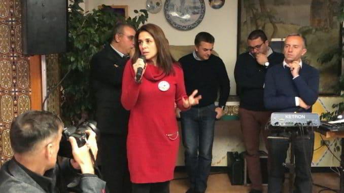 Sara Foscolo - incontri elettorali