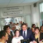 Savona inaugurazione Area Cure Infermieristiche Ospedale-Territorio