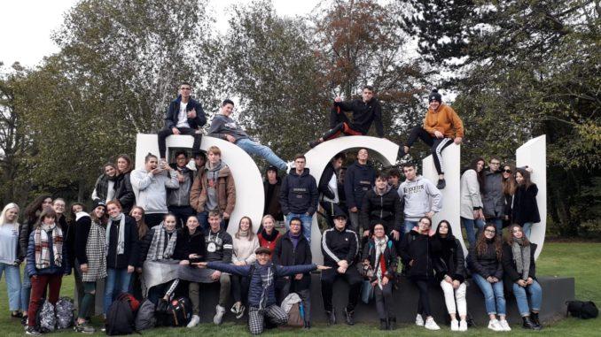 Studenti Istituto Falcone di Loano a Dublino