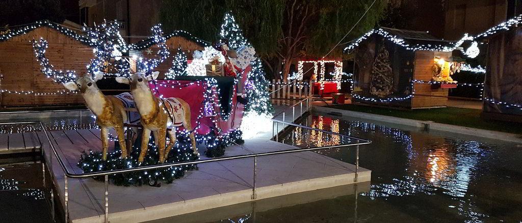 Villaggio di Natale a Loano