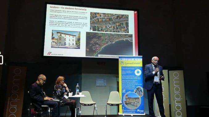 Presentazione progetti Andora a Urban promo