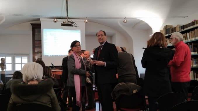 Conferenza Regionale Volontariato Giustizia in Liguria
